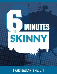 6 Minutes to Skinny manual