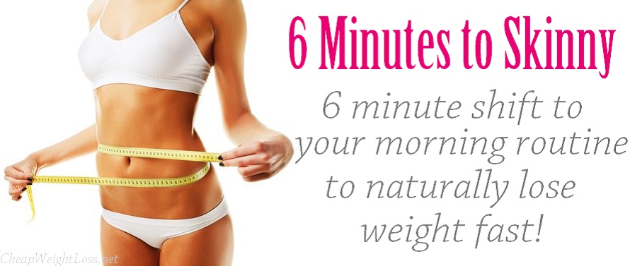 6 Minutes to Skinny program