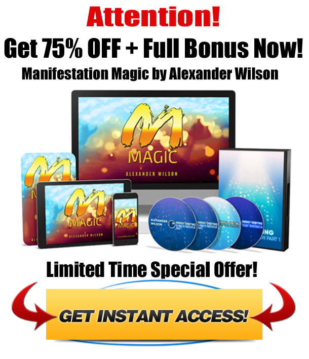 Manifestation Magic bonus